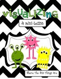 Visualizing Mini-Lesson Freebie: Where the Wild Things Are