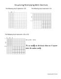 Visualizing Multiplying Decimals