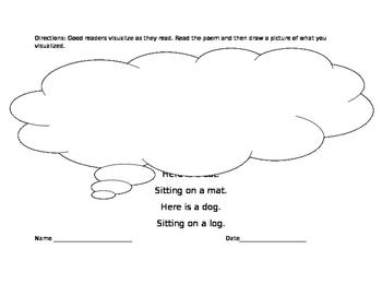 Visualizing Poems