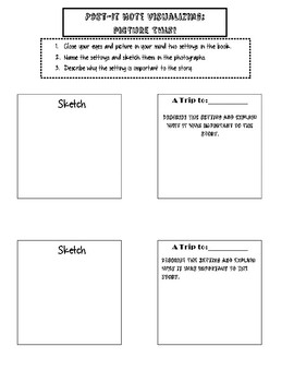 Visualizing Post-It Guided Reading