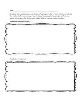 Visualizing Posters and Activities