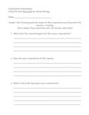 Visualizing Reading Comprehension Assessment