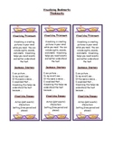 Visualizing Comprehension Strategy Bookmark