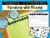 Visualizing - Reading Strategies - Visualization of Text - Craftivity