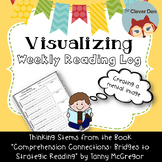 Visualizing Reading Strategy: A Weekly Reading Log Using T