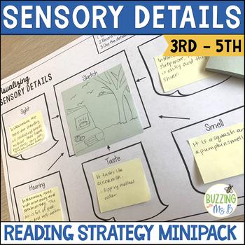Visualizing Sensory Details Strategy MiniPack