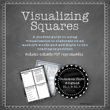 Visualizing Squares: A Student Guide to Creating Sensory Images