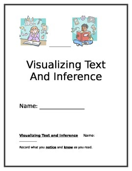 Visualizing Text and Inference Collection:Reading Comprehension