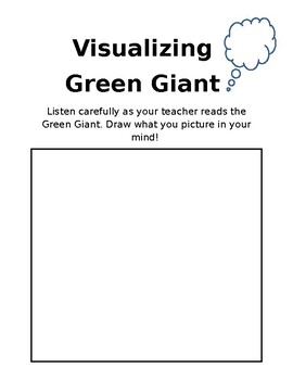 Visualizing - The Green Giant