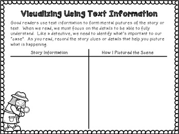 Visualizing Using Text Information