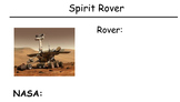 Visualizing Verbalizing - Spirit Rover Unit - Comprehension, Smartboard