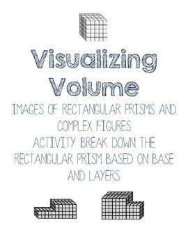 Visualizing Volume