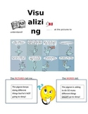 Visualizing While Reading Poster