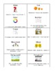 Visualizing and Verbalizing Structure Words Chart and Cards