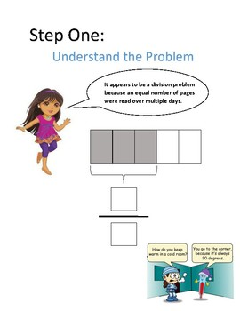 Visualizing the Division of Fractions - Understand the Problem Guided Practice