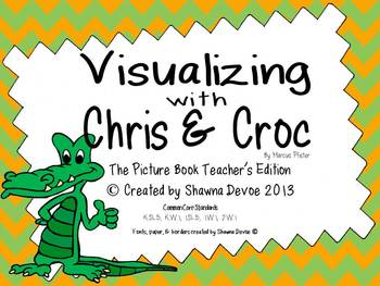 Visualizing with Chris & Croc by Marcus Pfister
