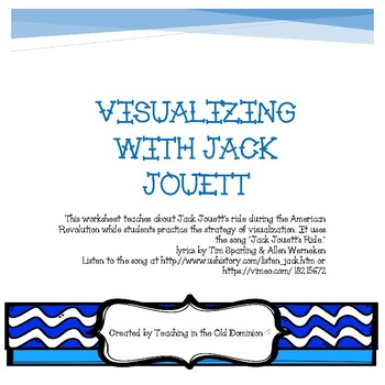 Visualizing with Jack Jouett