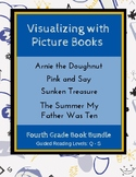 Visualizing with Picture Books (Fourth Grade Book Bundle) CCSS