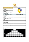 Visually Impaired Profile/Passport