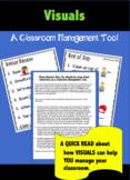 Visuals-A Classroom Management Tool