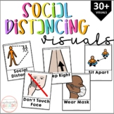 Social Distancing Visuals | School Reopening