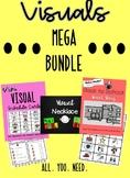 Visuals for Autism Classroom MEGA BUNDLE!