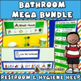 Bathroom Visuals MEGA Set: Autism, Aspergers, Potty Training, Hygiene