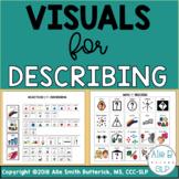 Visuals for Describing
