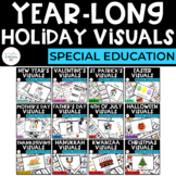 Visuals for Holidays: Special Education