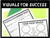 Visuals for Success Freebie