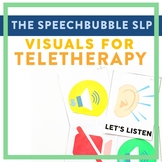 Visuals for Teletherapy
