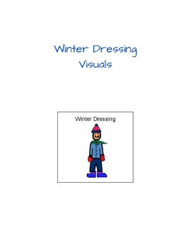 Visuals for winter dressing