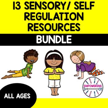 13 downloads for sensory, self regulation $31.50 for $63 of material 170+