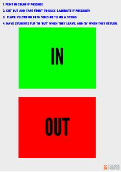 Visual and Non-Verbal Cues - Printable Bundle