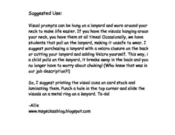 Visual Prompt Cards
