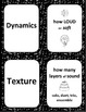 "Vital Vocab - The ""Big 12"" for Music - Game Cards, Word Wall Strips, Strategies"