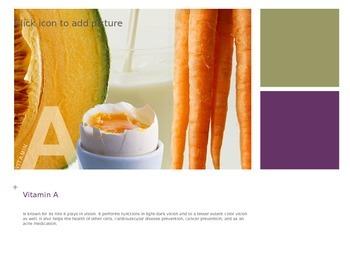 Vitamin PowerPoint