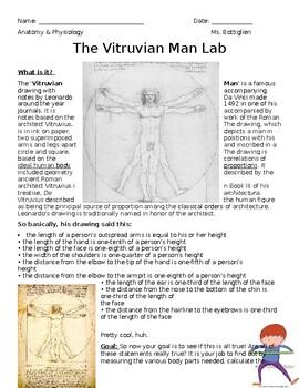Vitruvian Man Lab