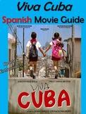 Viva Cuba Movie Packet and Cuba Unit in Spanish
