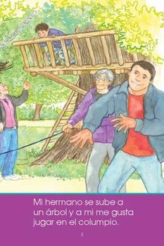 Viva! El Sabado Read-Along eBook & Audio Track
