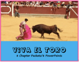 Viva El Toro Chapter Packets, Power Points, & Final Activity