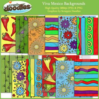 Viva Mexico Backgrounds