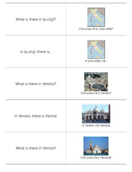 Italian Language Resource Kit: Long Live Vacations