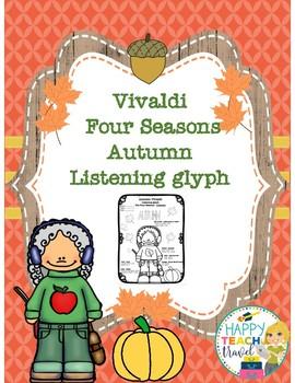 Vivaldi Four Seasons Autumn listening glyph
