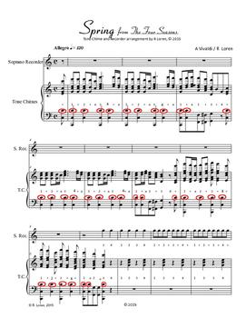 Vivaldi Four Seasons: Spring