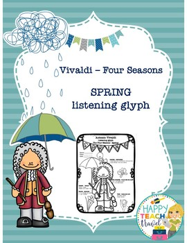Vivaldi Four Seasons Spring listening glyph