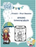 Vivaldi Four Seasons Spring listening glyph