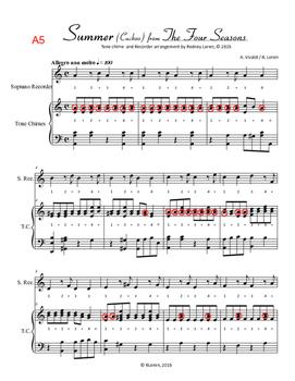 Vivaldi Four Seasons: Summer