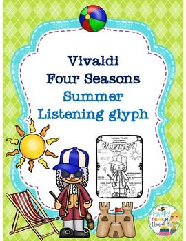 Vivaldi Four Seasons Summer listening glyph