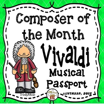 Vivaldi Passport (Composer of the Month)